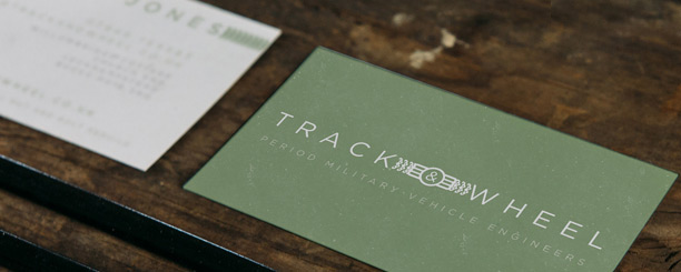 Track & Wheel - Branding & Website Design